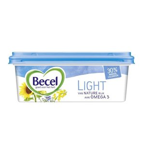Becel Smeerbaar     light.
